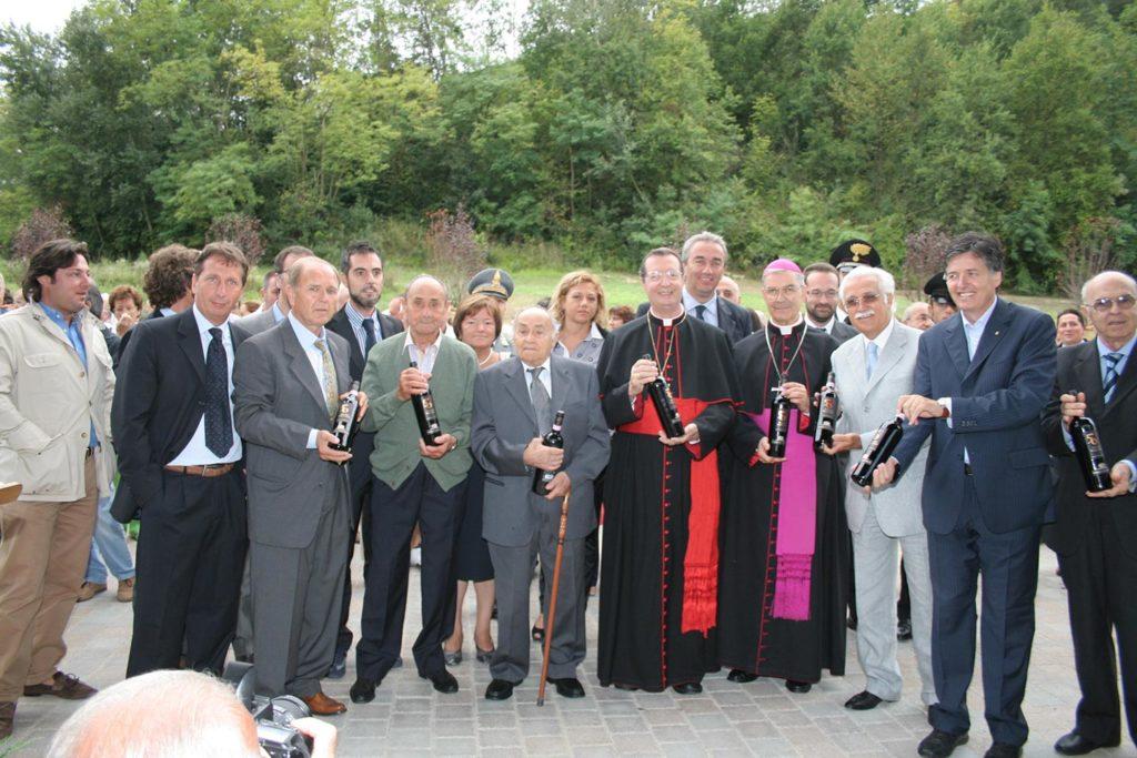 2009 - Cinquantenario della cantina